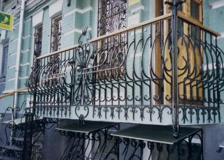 Балкон (Б-14)