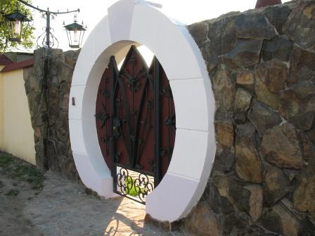 Кована хвіртка (Х-34)