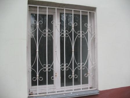 Віконна решітка (Р-8)