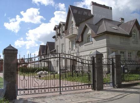 Ковані ворота (В-75)