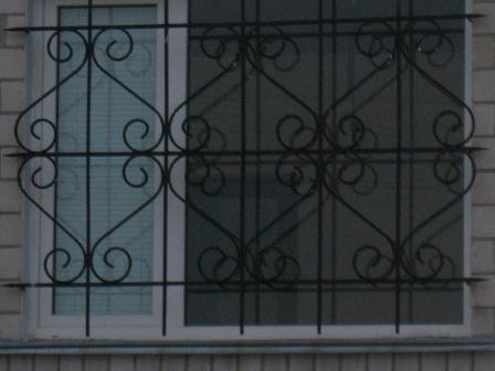 Віконна решітка (Р-15)