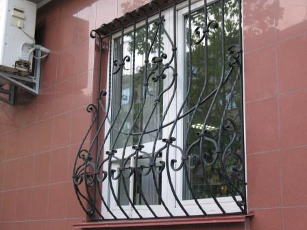 Віконна решітка (Р-12)