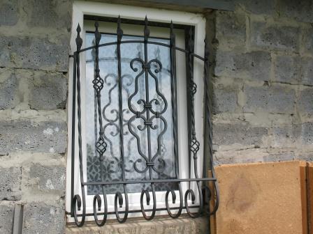 Віконна решітка (Р-25)