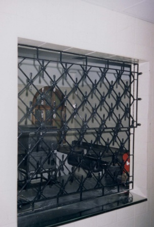 Віконна решітка (Р-60)