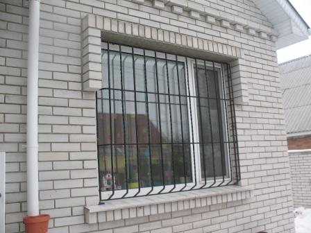 Віконна решітка (Р-2)