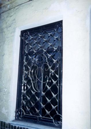 Віконна решітка (Р-64)