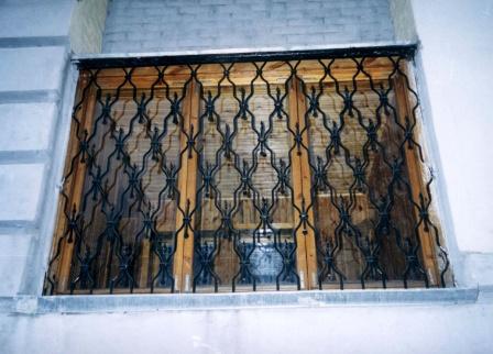 Віконна решітка (Р-46)
