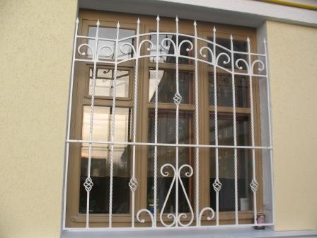 Віконна решітка (Р-10)