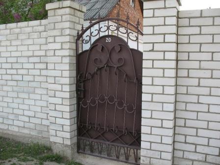Кована хвіртка (Х-31)