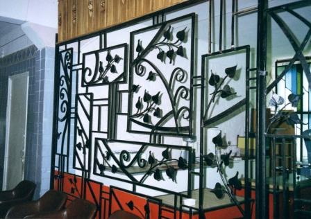 Віконна решітка (Р-67)