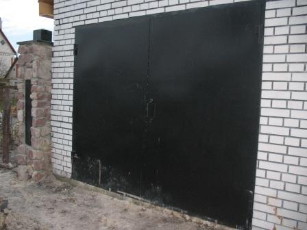 Ковані ворота (В-22)