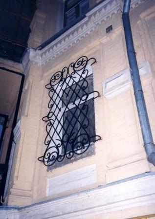 Віконна решітка (Р-54)