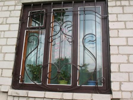Віконна решітка (Р-24)