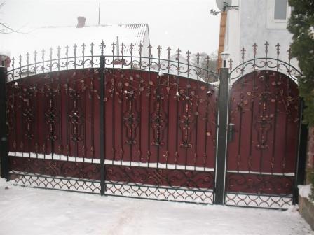 Ковані ворота (В-149)