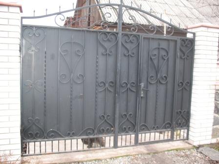 Ковані ворота (В-37)