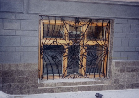 Віконна решітка (Р-48)