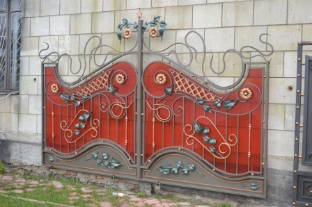 Ковані ворота (В-159)