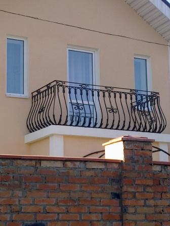 Балкон (Б-4)