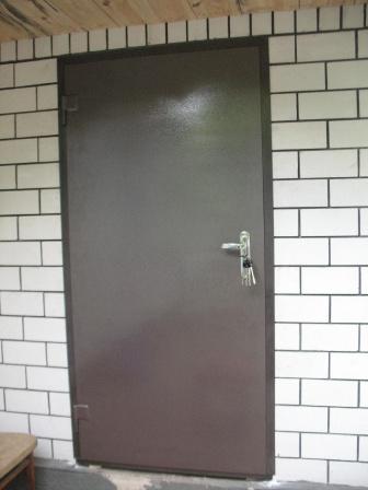 Металеві двері (Д-1)