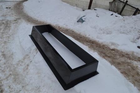 Металевий нагробник