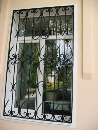Віконна решітка (Р-17)