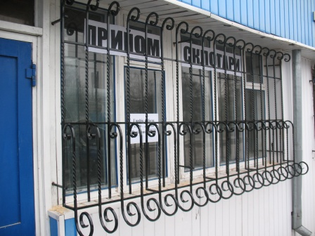Віконна решітка (Р-26)