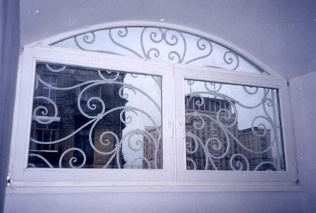 Віконна решітка (Р-55)