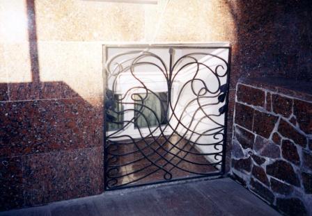 Віконна решітка (Р-43)