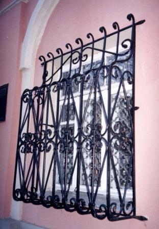 Віконна решітка (Р-62)