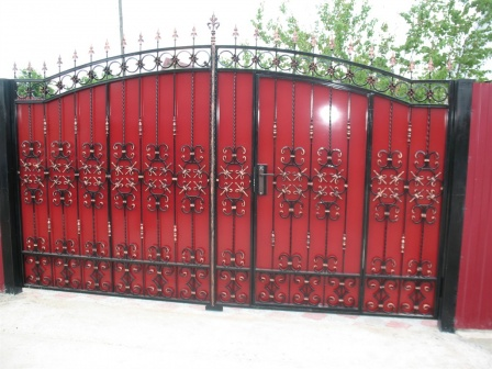 Ковані ворота (В-143)