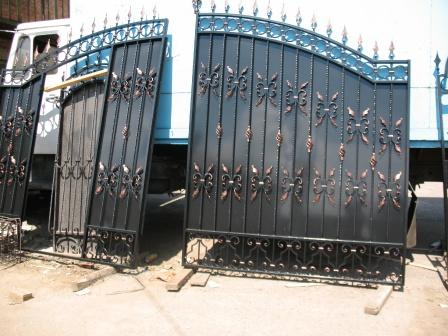 Ковані ворота (В-48)