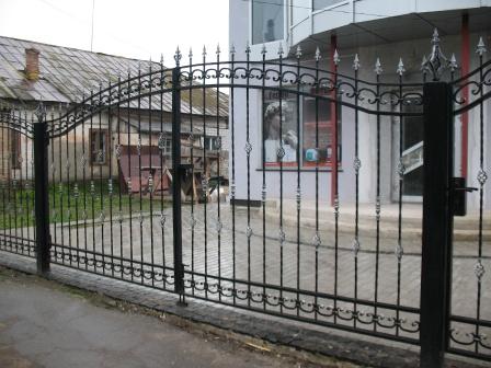 Ковані ворота (В-46)