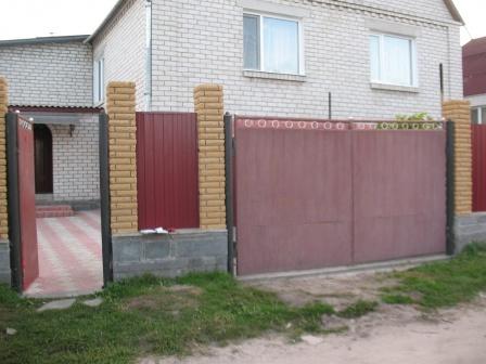 Ковані ворота (В-114)