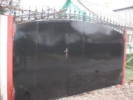 Ковані ворота (В-33)