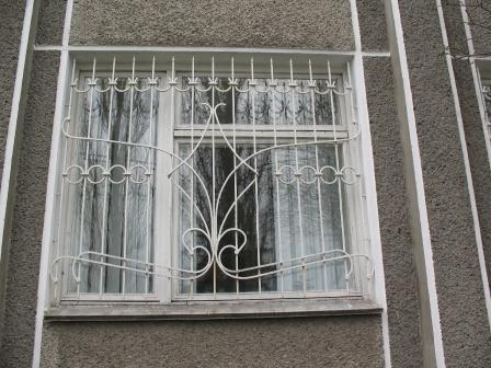 Віконна решітка (Р-13)