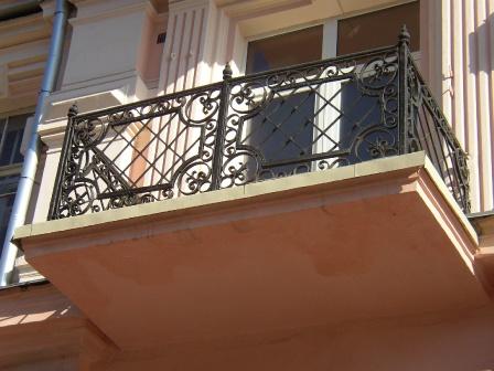 Балкон (Б-10)