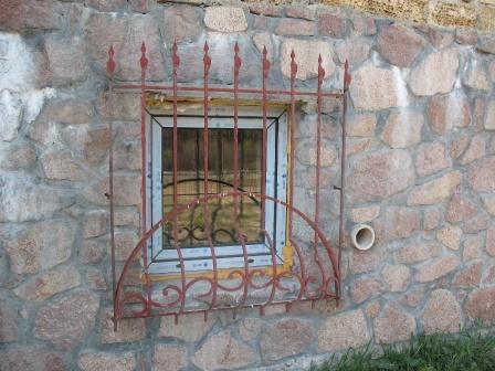 Віконна решітка (Р-18)