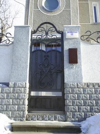 Кована хвіртка (Х-49)
