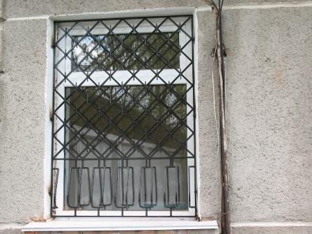 Віконна решітка (Р-29)