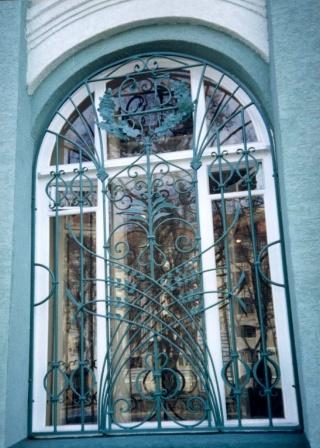 Віконна решітка (Р-58)