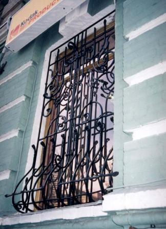 Віконна решітка (Р-57)