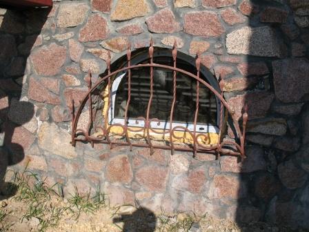 Віконна решітка (Р-75)