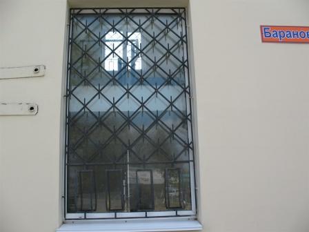 Віконна решітка (Р-74)