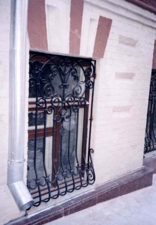 Віконна решітка (Р-52)