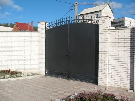 Ковані ворота (В-54)