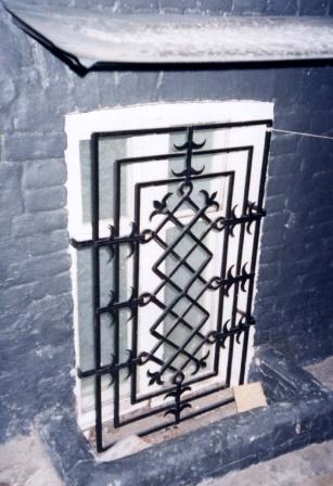 Віконна решітка (Р-53)