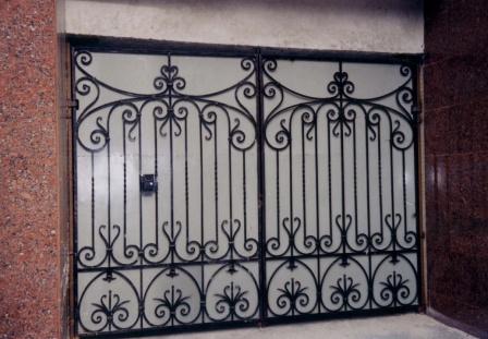 Ковані ворота (В-88)