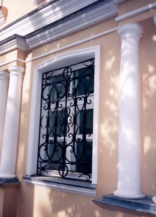 Віконна решітка (Р-56)