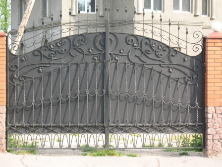 Ковані ворота (В-106)
