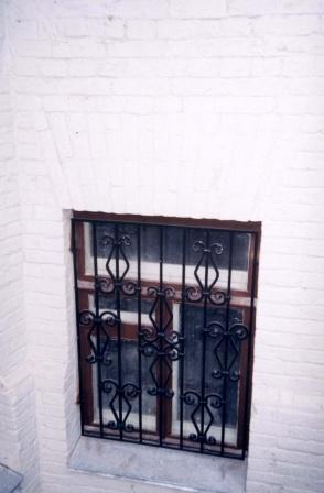 Віконна решітка (Р-51)